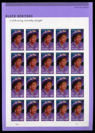 5171 Forever Dorothy Height Mint Sheet of 20 5171sh