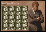 5175 Forever JFK Mint Sheet of 12 5175sh