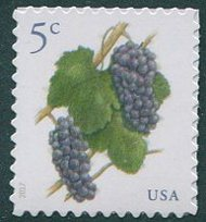 5177 5c Grapes Mint Single 5177nh