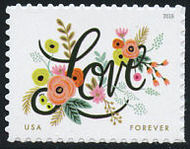 5255 Forever Love Flourishes Mint Single 5425nh