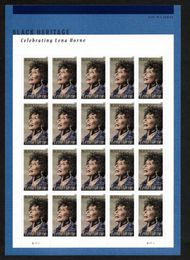 5259 Forever Lena Horne Sheet of 20 5259sh
