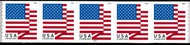 5260 Forever U.S. Flag 2018 APU Coil PNC of 5 5260pnc5