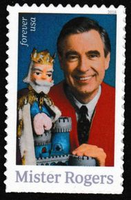 5275 Forever Mr. Rogers Mint Single 5275
