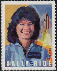 5283 Forever Sally Ride, Astronaut Mint Single 5282nh