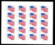 5284 Forever Flag Act of 1818 Mint Sheet of 20 5283sh