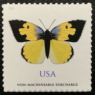 5346 (70c) California Dogface Butterfly Mint Single 5346nh