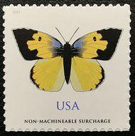 5346 (70c) California Dogface Butterfly Mint  Single 5346nh