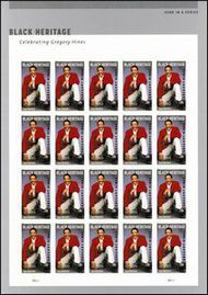 5349 Forever Gregory Hines Sheet of 20 5349sh
