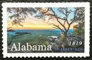 5360 Forever Alabama Statehood Mint Single 5360nh