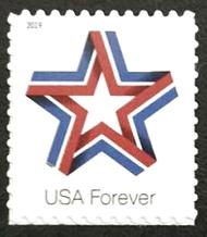 5361 Forever Star Ribbon Mint  Single 5361nh