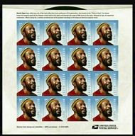 5371 Forever Marvin Gaye Mint Sheet of 20 5371sh