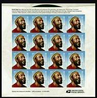 5371 Forever Marvin Gaye Mint Sheet of 16 5371sh