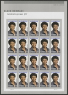 5432 Forever Gwen Ifill Mint Sheet of 20 5432sh