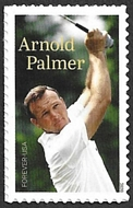 5455 Forever Arnold Palmer  Mint Single 5455nh