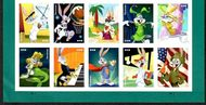 5494-5503 Bugs Bunny Mint Plate Block of 10 5494-5503pb
