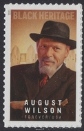 5555 Forever August Wilson Mint  Single 5555nh
