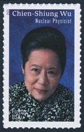 5557 Forever Chien-Shiung Wu Mint  Single 5557nh