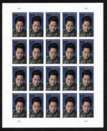 5557 Forever Chien-Shiung Wu Mint Sheet of 20 5557sh