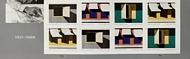 5594-5597  Forever Emilio Sanchez  Mint  Plate Block of 4 5594-97pb