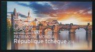UNG 627 Czech Republic Prestige Booklet ung627bk
