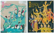 UNNY 1132-3 International Dance Day 2 Sheets of 6 ny1132nh