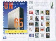 UNNY 1136 65th Anniversary Personalized Sheet ny1136
