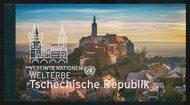 UNV 594 Czech Republic Prestige Booklet unv594bk