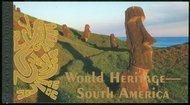 UNNY 943 90c UNESCO, So.Am, Prestige Booklet NY943BK