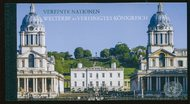 UNV 628 World Heritage UK Prestige Booklet unv628bk