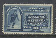 E 1 10c Special Delivery Office F-VF Mint NH e1nh
