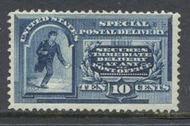 E 2 10c Special Delivery Any Post Office F-VF Mint NH e2nh