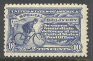 E11 10c Special Delivery Perf. 11, No Wmk. AVG Mint NH e11avgnh