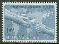 UNG 116 1.50 fr. World Food Prog UN Geneva Mint NH 12461