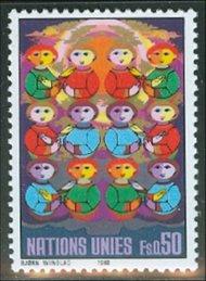 UNG 164   50c UN for a Better World. UN Geneva Mint NH ung164