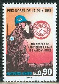 UNG 172 2fr Human Rights S/S UN Geneva Mint NH ung175