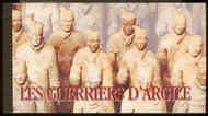 UNG 316    Terra Cotta Warriors, Prestige Booklet ung316