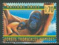 UNG 323    70c Rain Forest ung323