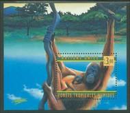 UNG 324    3 Fr Rain Forest S/S ung324