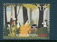 UNNY 1095 $1.15 Education First Mint NH ny1095nh