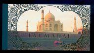 UNV 548 Heritage India Prestige Booklet v548bkl