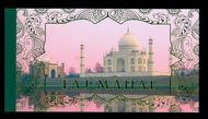 UNG 584 Heritage/India Prestige Booklet g884bk