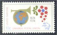 UNNY 246 10c U.P.U. Centenary Mint NH UNNY246