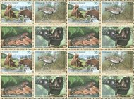 UNNY 773-6  33c Endangered Species Mint NH ny773nh