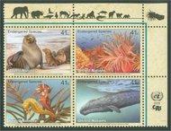 UNNY 949-52 41c Endangered Species 20551