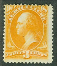 O  3 3c Agriculture Official Stamp AVG-F Unused o3ogavg
