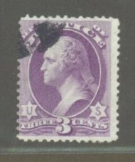 O 27 3c Justice Official Stamp Used Minor Defects o27usedmd