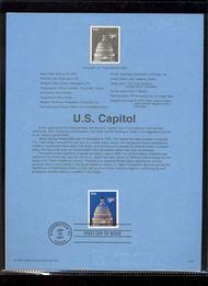 3472     $3.50 U. S. Capital USPS Souvenir Page 9-Jan