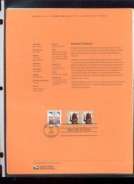 3612     5c Tolware Coil USPS Souvenir Page 9-Feb