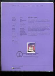 3648     $13.65 Capital Building USPS Souvenir Page 23-Feb