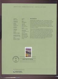 3773     37c Ohio Statehood Stamp USPS Souvenir Page 11-Mar